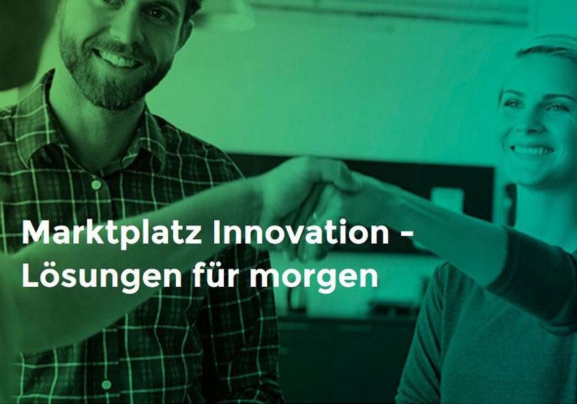 Foto Marktplatz Innovation