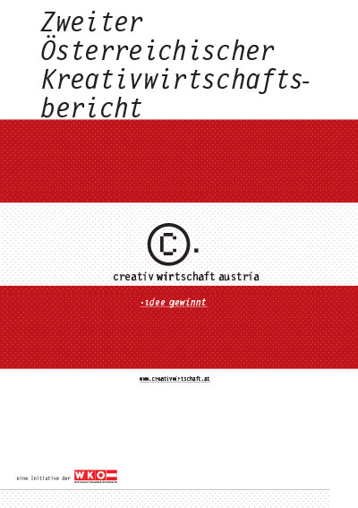 Cover 2. Kreativwirtschaftsbericht