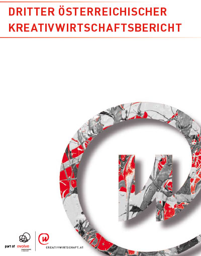 Cover 3. Kreativwirtschaftsbericht
