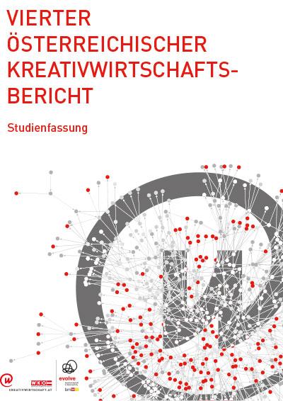 Cover 4. Kreativwirtschaftsbericht