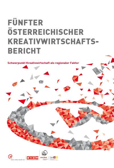 Cover 5. Kreativwirtschaftsbericht