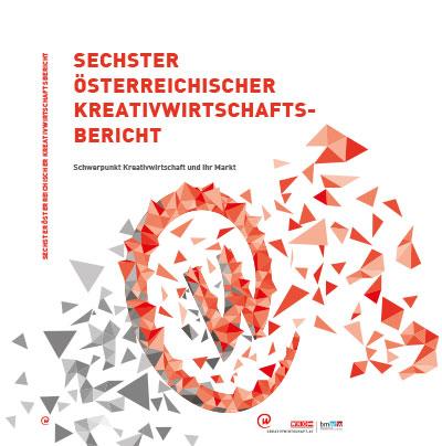 Cover 6. Kreativwirtschaftsbericht