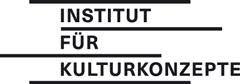 Logo Institut für Kulturkonzepte