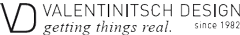 Logo Valentinitsch Design