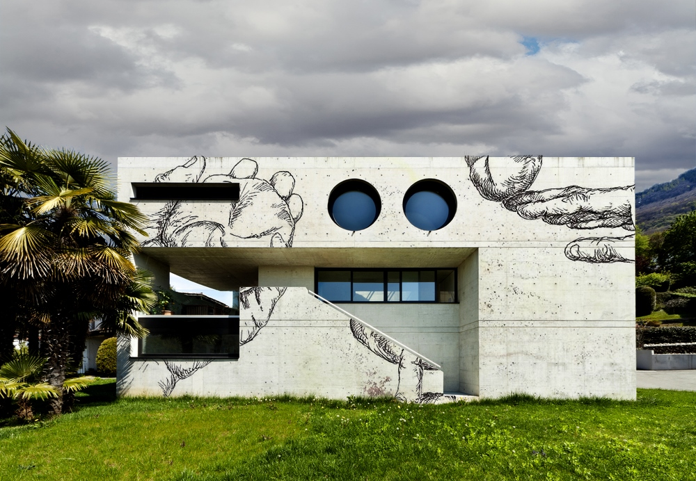 Fassadenbild Handwerkskunst