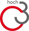 C hoch 3 Logo
