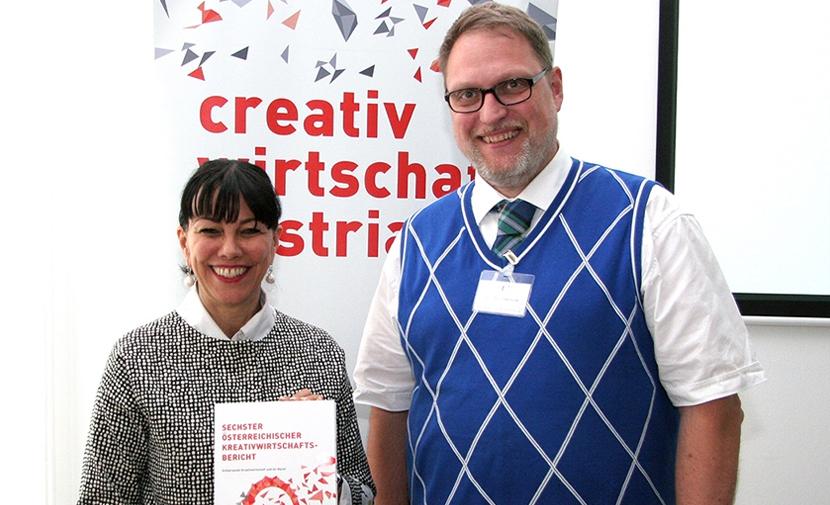 Präsentation Kreativwirtschaftsbericht