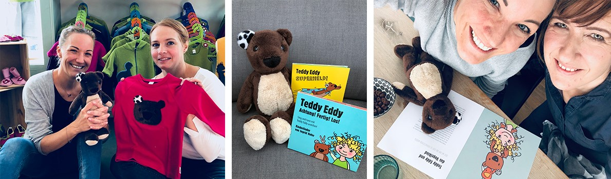 Teddy Eddy Bilder